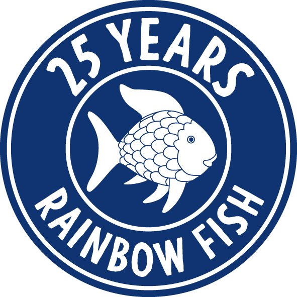 25 Years of Rainbow Fish