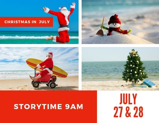 Christmas In July Coloring.Christmas In July Storytime Browseabout Books
