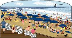 Sun, Surf, and Sand